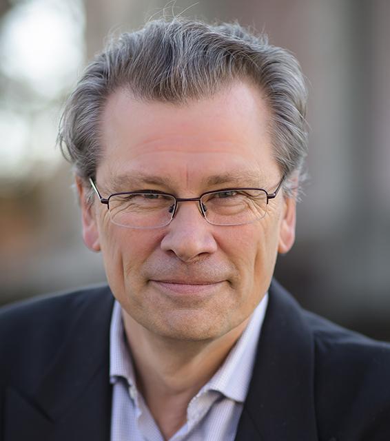 Richard Strasser Headshot