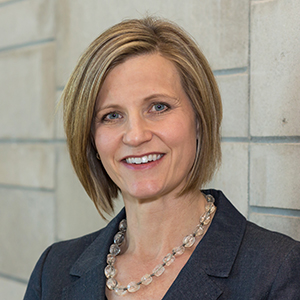 Portrait of Associate Dean Tanya Heikkila