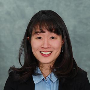 Portrait of Dr. Serena Kim