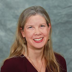 Portrait of Professor Christine Martell