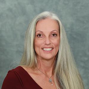 Portrait of Professor Callie Rennison