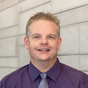 Portrait of Lonnie Schaible