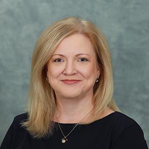 Portrait of Dr. Melissa Tackett-Gibson