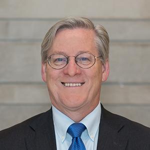 Portrait of Dean Paul Teske