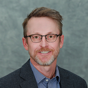 Portrait of Professor Chris Weible