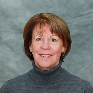 Portrait of Assistant Dean Kathy Kilpatrick
