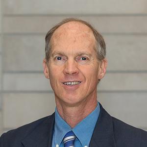 Portrait of Scott Steinbrecher