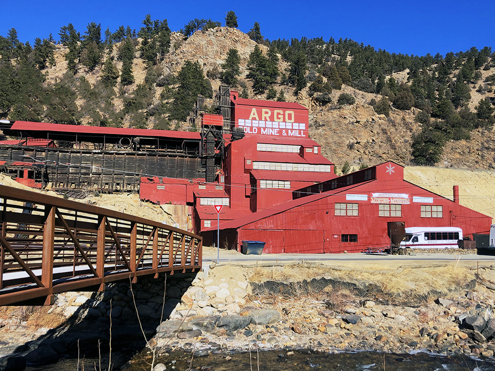 Natalie Floyd, Opportunity Idaho Springs