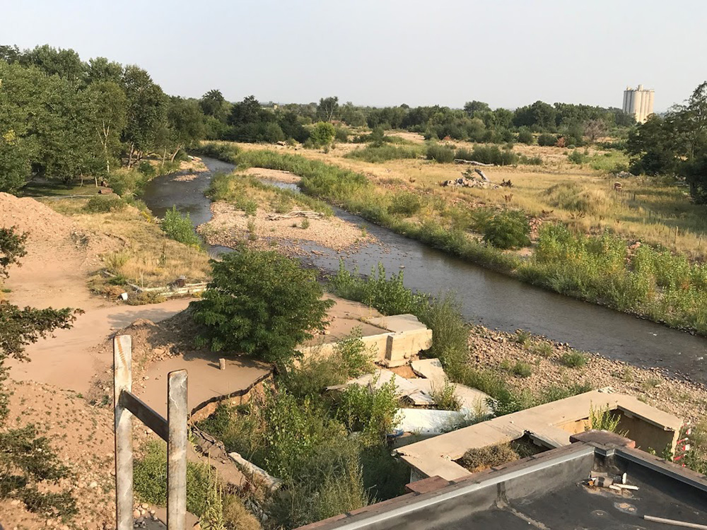 Sam Lasher, St. Vrain Creek Restoration Assessment
