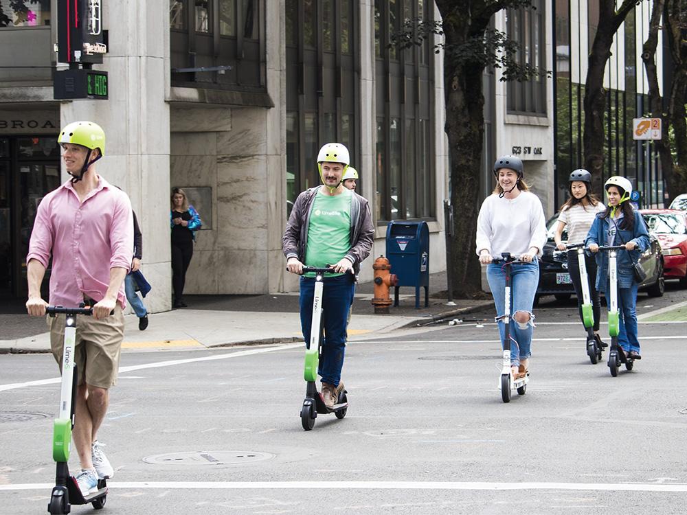 Walter Scheib, E-Scooter Ridership Trends in Denver
