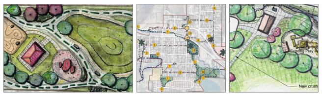 Oak Creek Recreation Master Plan (Phase 1)