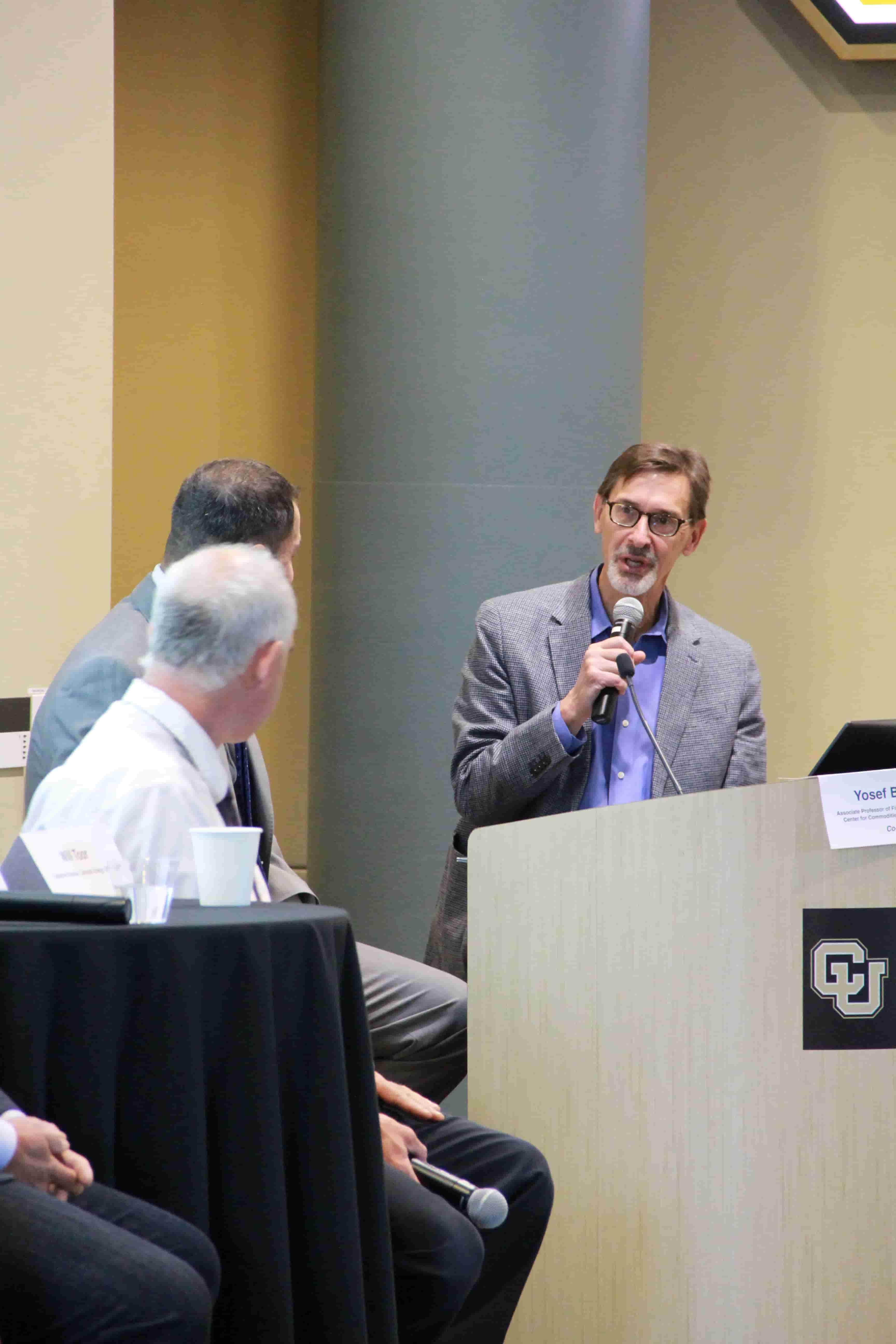 Mark Safty, Wirth Chair in Sustainable Development at CU Denver School of Public Affairs