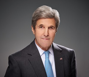 Portrait of Former Secretary of State John Kerry